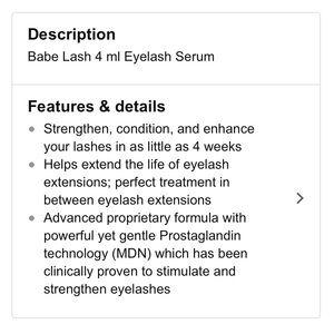 Babe Lash Makeup - Babe Lash 4ml